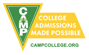 CAMP: College Admissions Made Possible Logo