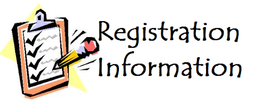 20-21 Registration Information (Spanish)
