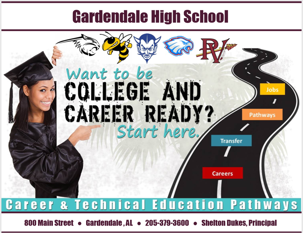 College and Career Technical Pathways Image
