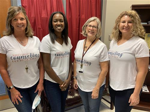 2020-21 SVHS Counseling Team