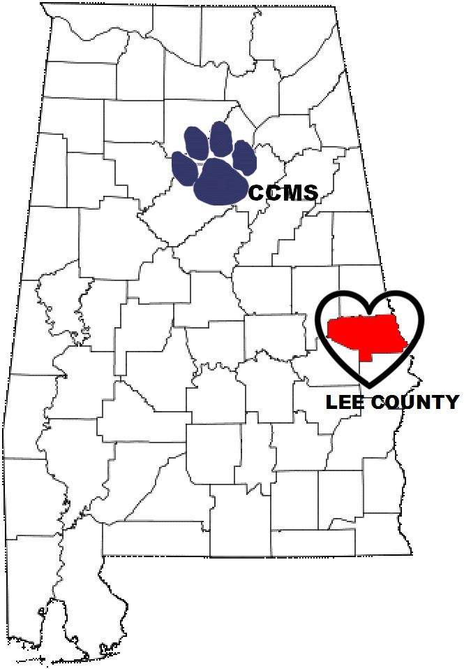 CCMS is All In For Lee County