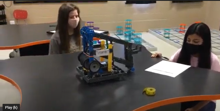 CMS Robotics to Advance to State Tournament