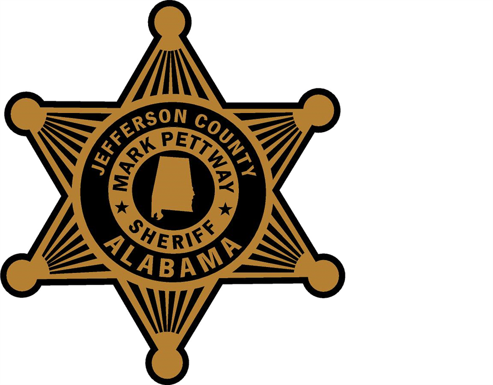 Jefferson County Sheriff Mark Pettway Badge Image