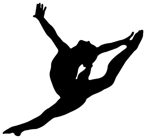 clipart of a dancer