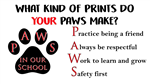 What Kind of Prints Do Your Paws Make