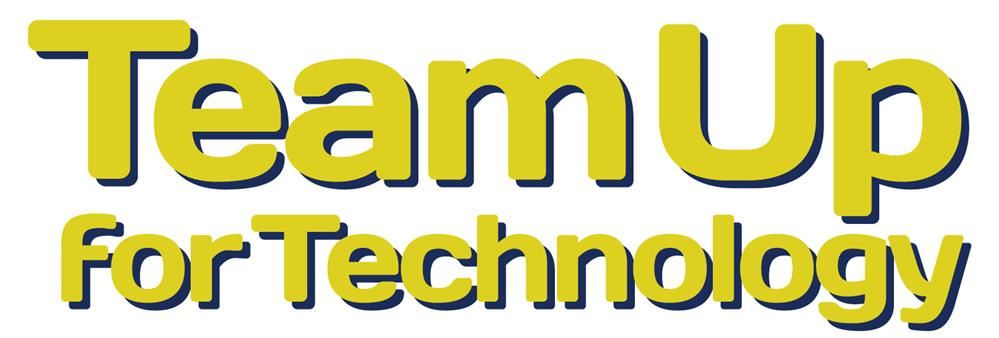 Team Up for Technology Logo
