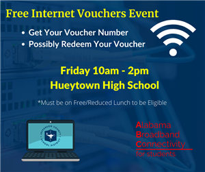 Free Internet Vouchers Event