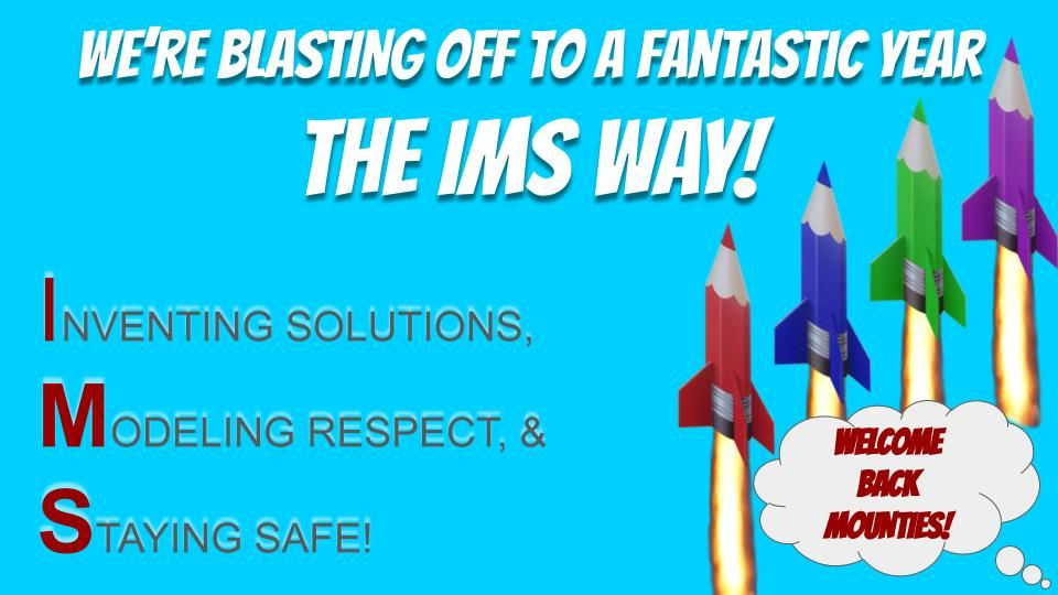 We're Blasting Off to a Fantastic Year the IMS Way!