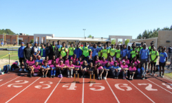 CPHS Track Team Group Photo