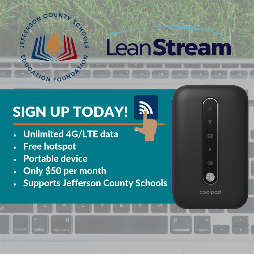 LeanStream Wi Fi on the Go!!