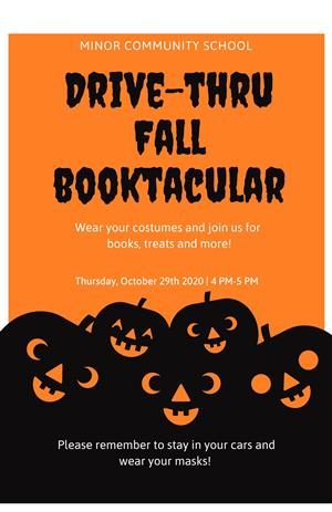 Drive-Thru Fall Booktacular
