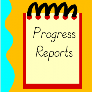 Click Here For Information About Progress Reports