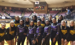 Dance Team at Birmingham Southern College
