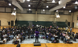 Minor Middle School Band