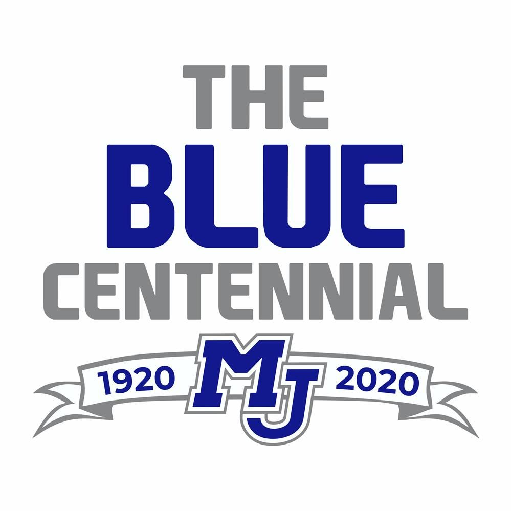 The Blue Centennial