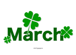 march graphic