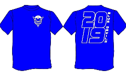 8th Grade T-shirt Order Forms