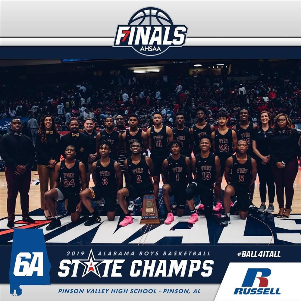 State Champs- Making school history!