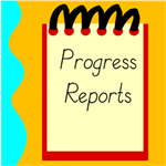 Graphic for Progress Reports