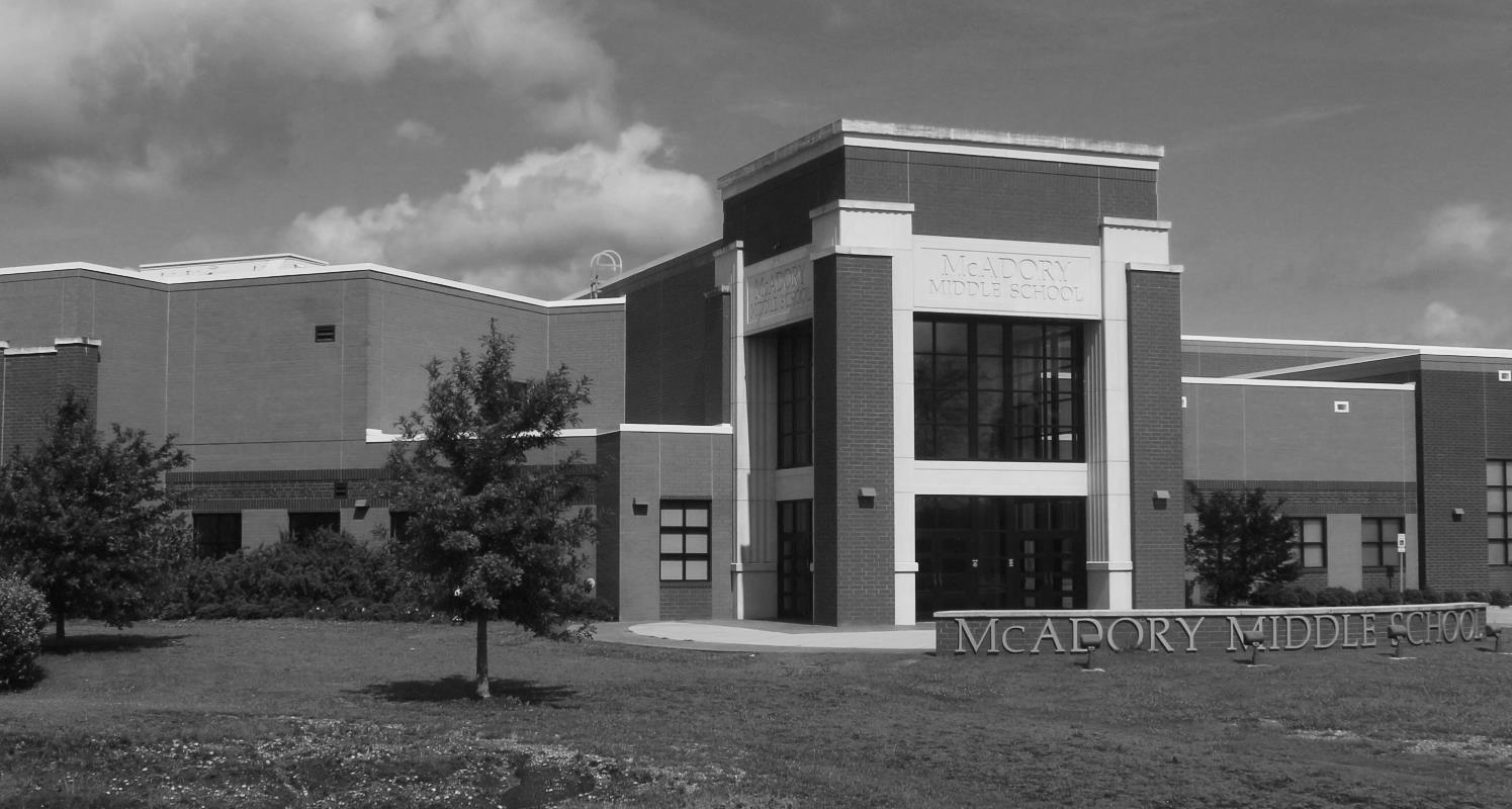 mcadory middle school inow