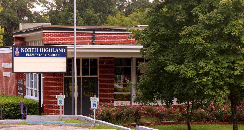 North Highland Elementary School / Homepage